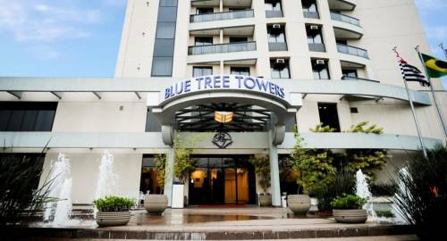 Blue Tree Towers Analia Franco Tatuape