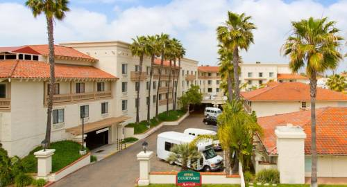Courtyard San Diego Old Town