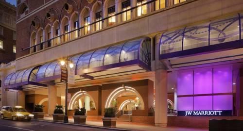 JW Marriott San Francisco Union Square
