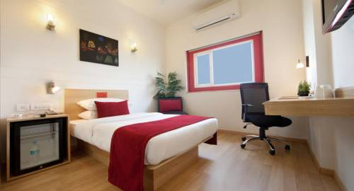 Red Fox Hotel, East Delhi