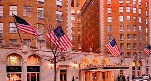 The Mayflower Hotel, Autograph Collection, A Marriott Luxury & Lifestyle Hotel