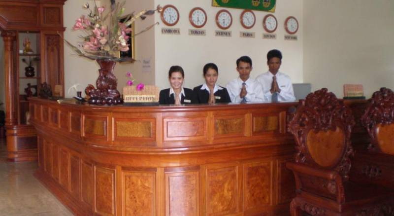 Han Kong Hotel and Restaurant