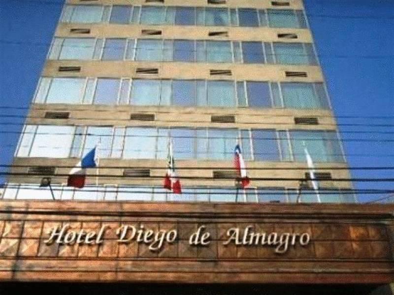 Hotel Diego De Almagro Costanera - Antofagasta
