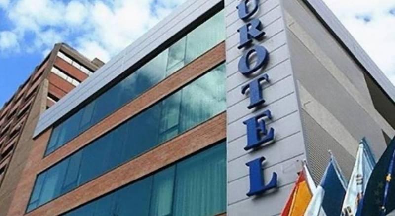 Hotel Eurotel El Bosque
