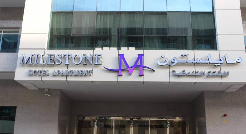 Milestone Hotel Apartments.
