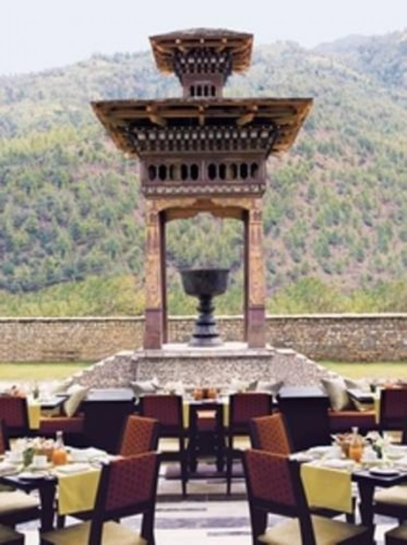 Taj Tashi Bhutan