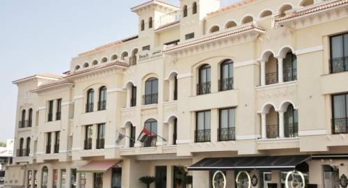 Beach Hotel Apartment