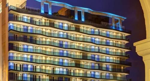 Cosmos Pacifico Hotel
