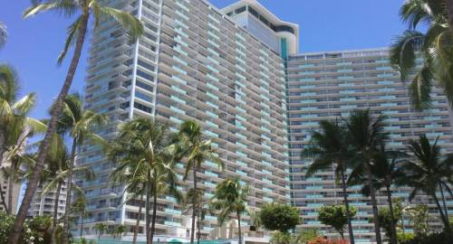 Waikiki Marina Resort at the Ilikai