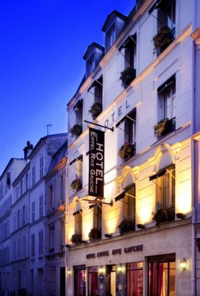 Hôtel Eiffel Rive Gauche