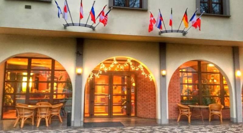 Hotel Na Zamecku