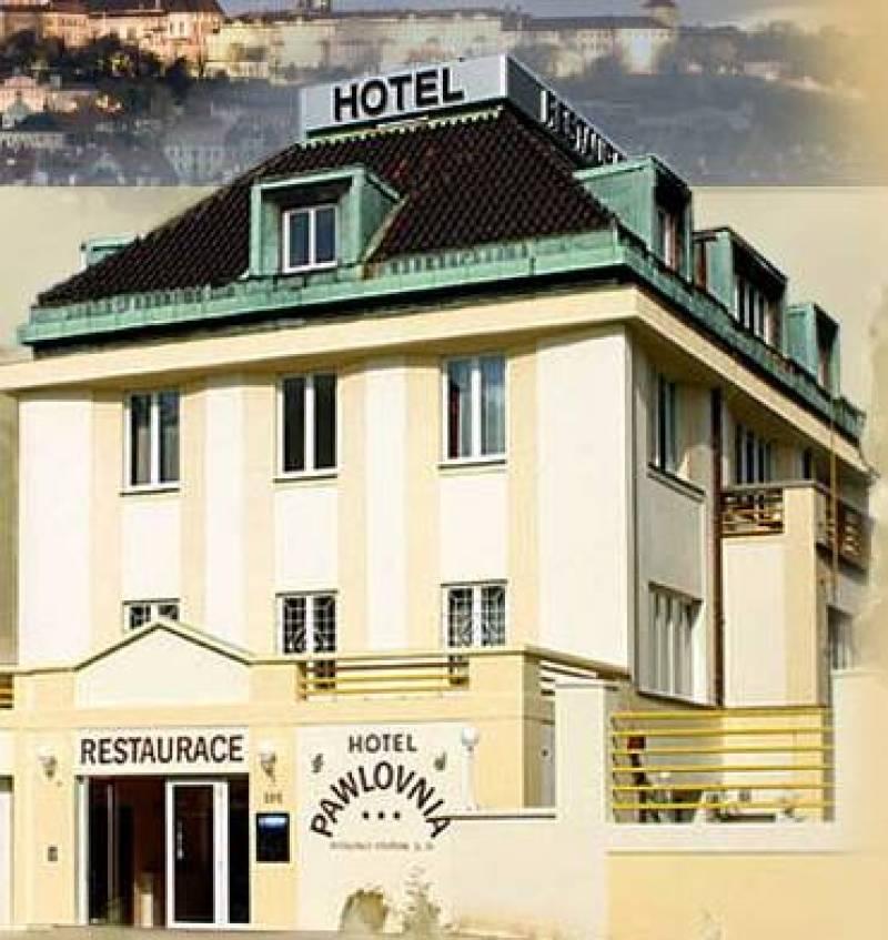 Hotel Pawlovnia