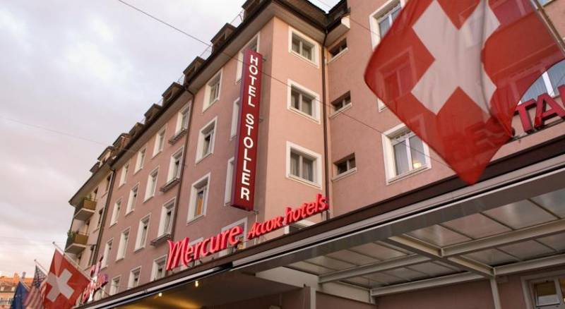 Mercure Stoller Zürich