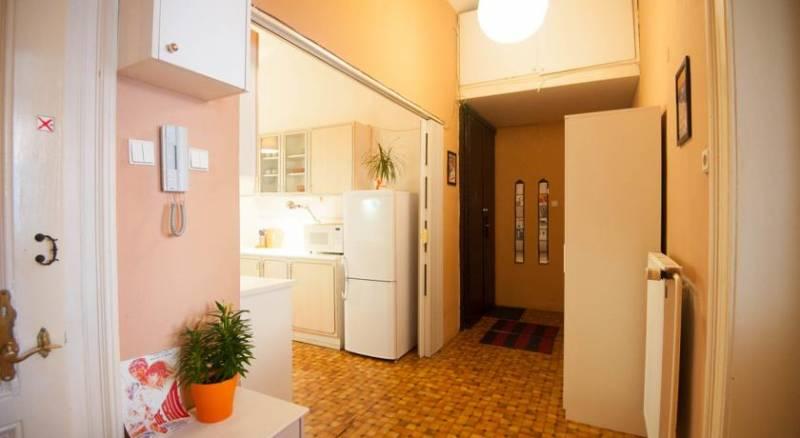 Ostrovní Apartments