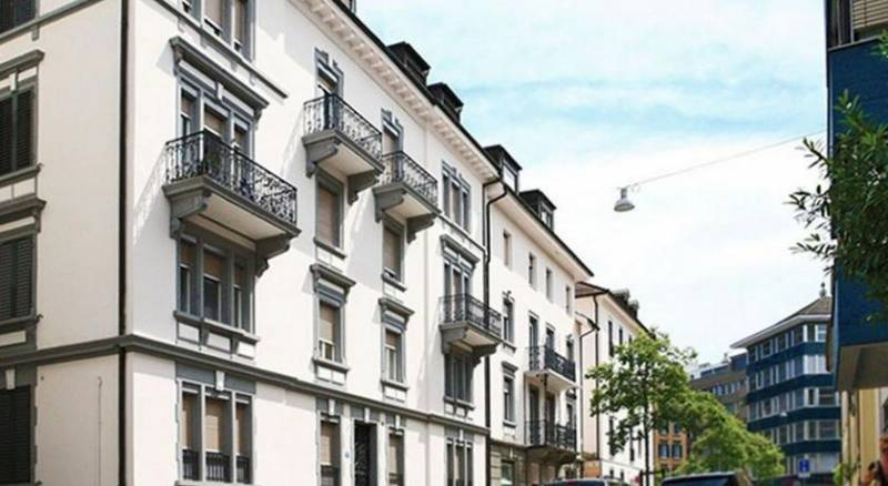 VISIONAPARTMENTS Zürich Cramerstrasse