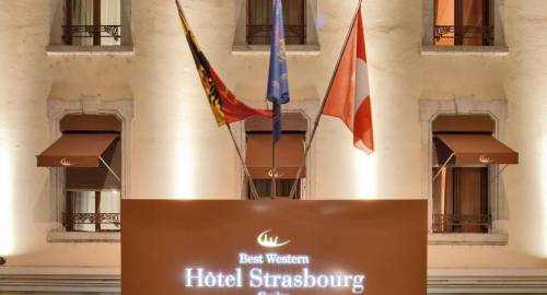 Best Western Hotel Strasbourg