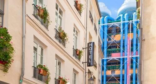 Hôtel Beaubourg