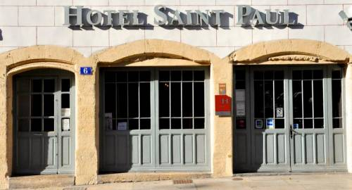 Hôtel Saint-Paul
