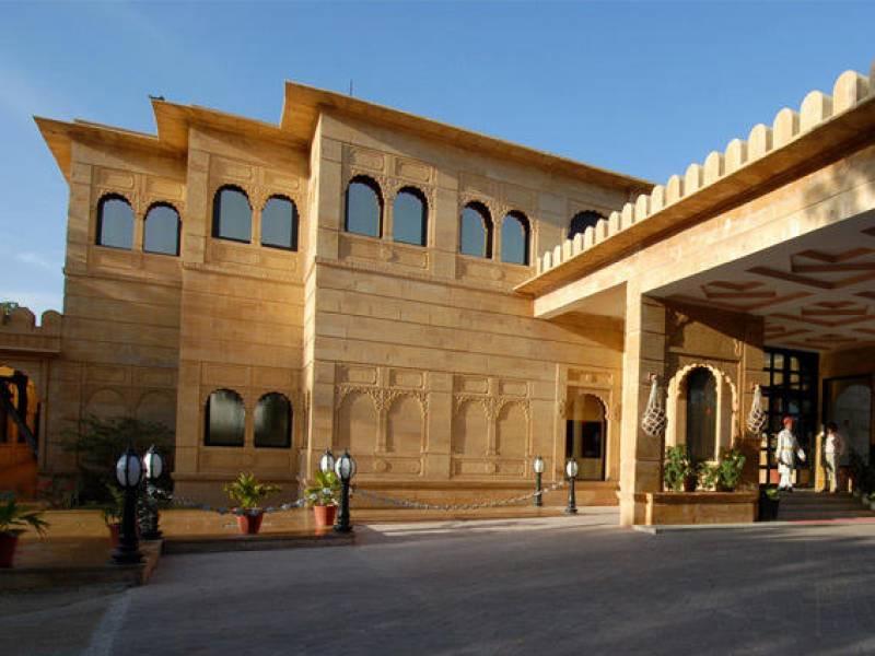 Gorbandh Palace