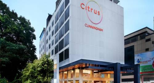 Citrus Cunningham Road Bangalore