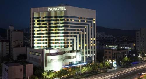 Novotel Ambassador Doksan Seoul