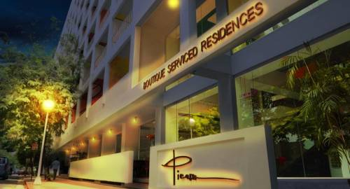 The Picasso Boutique Serviced Residences