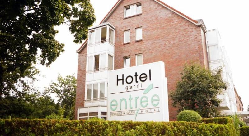 Entrée Groß Borstel Garni Hotel
