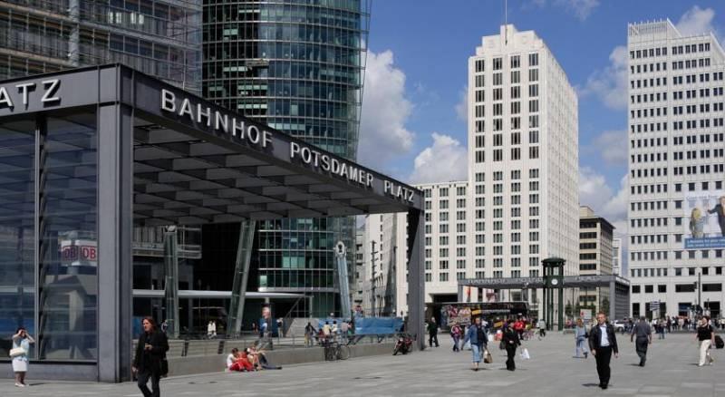Hampton by Hilton Berlin City West