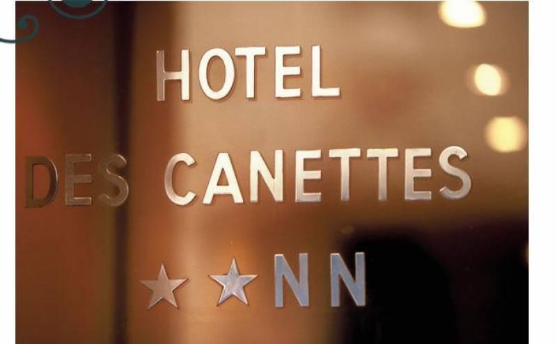 Hôtel Des Canettes