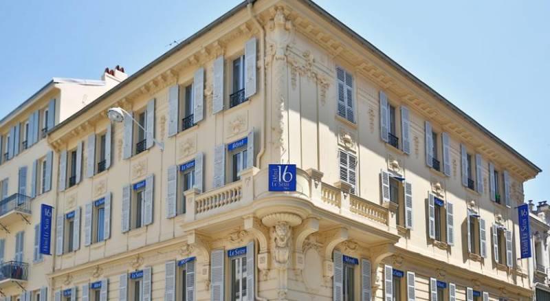 Hôtel Le Seize