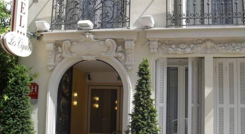 Hôtel les Cigales