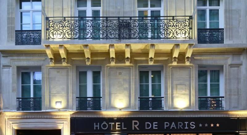 Hôtel R de Paris - Boutique Hotel