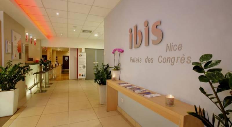 Ibis Nice Palais des Congrès