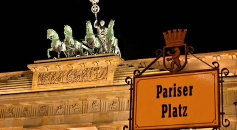 LebensQuelle am Checkpoint Charlie