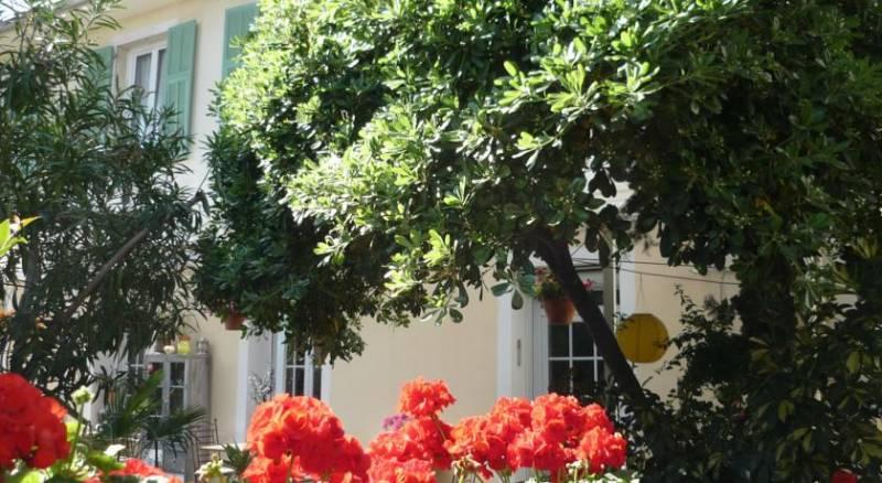 Logis Hôtel Villa Victorine