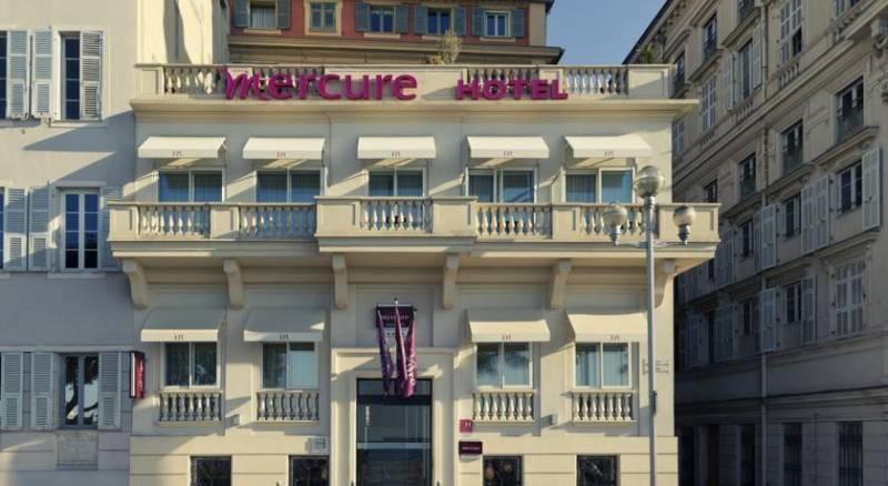 Mercure Nice Marché Aux Fleurs