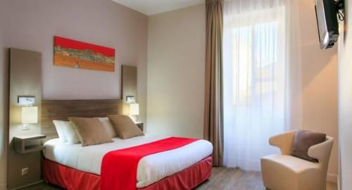 Best Western Hotel Marseille Bourse Vieux Port