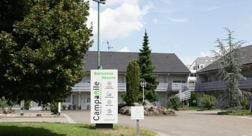 Hôtel Campanile Strasbourg Aéroport Lingolsheim