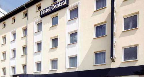 Hotel Central Hamburg