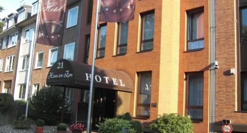 Hotel Haus am Zoo
