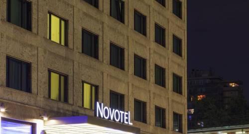 Novotel Berlin Am Tiergarten