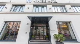 Winters Hotel Berlin Mitte - The Wall