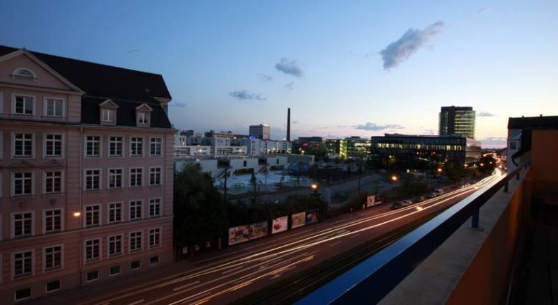 A&O München Hackerbrücke
