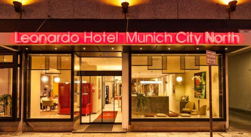 Leonardo Hotel Munich City North (ex Hotel Mayerhof)