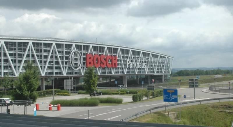 Star Inn Hotel Stuttgart Airport-Messe