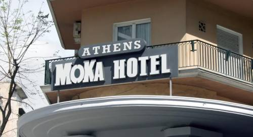 Athens Moka Hotel