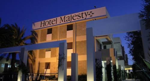 Hotel Majesty Bari