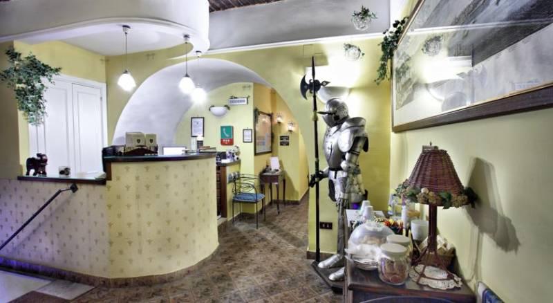 L'Alloggio Dei Vassalli & Wellness Centre
