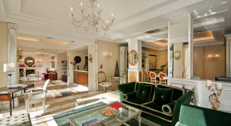 Trilussa Palace Hotel Congress & Spa