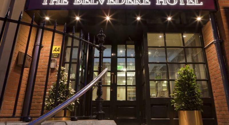 Belvedere Hotel Parnell Square